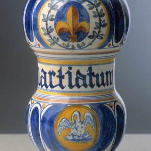Albarelle Lyon XVIIIe