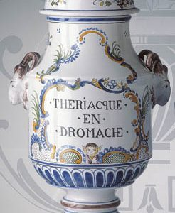 Vase têtes de béliers, Montauban.