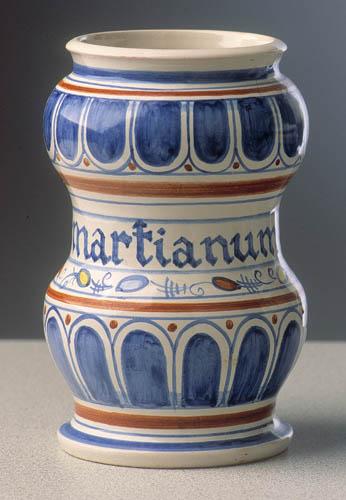 Albarelle Lyon Martianum