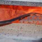 Four à cuisson de l'argile