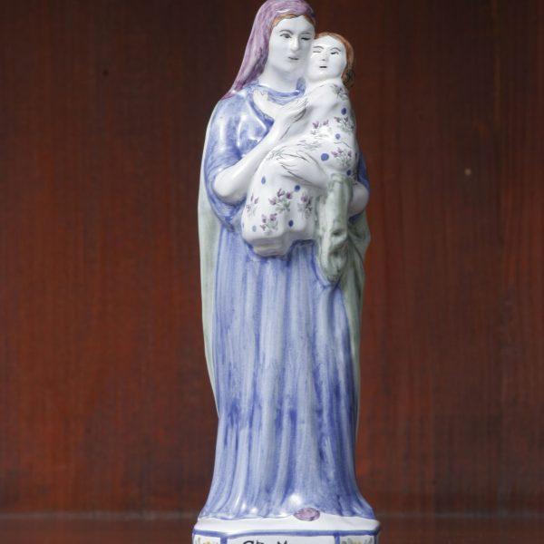 Vierge à l'Enfant 20cm