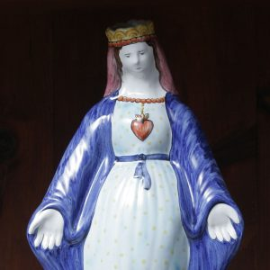 Vierge d'accouchée