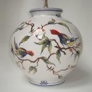 Pied de lampe Oiseaux 2