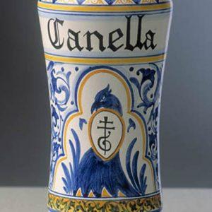 Albarelle Sienne Canella