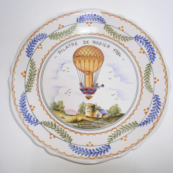 Assiette ballon