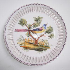 Assiette oiseau 4