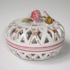 Bonbonnière plate Pompadour