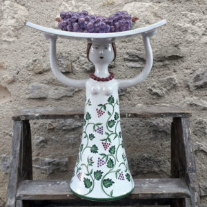 Luba plateau vigne