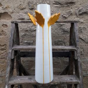 Vase érable jaune G Nouri