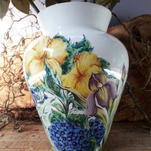 Vase Flore plein